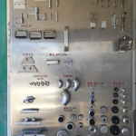 Aluminium socket, Aluminium nipples, Aluminium filler cap, aluminium hinges